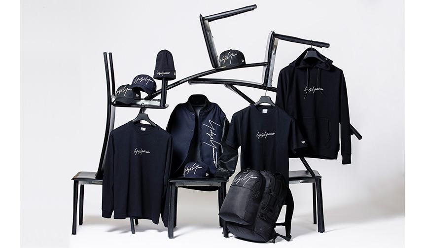 Yohji Yamamoto×NEW ERA Yohji Yamamotoとニューエラによる 2018年秋冬モデルが登場