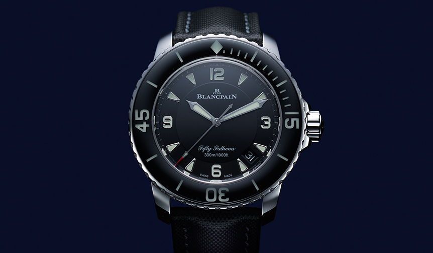 BLANCPAIN|ダイバーズウオッチのスタイルを築いた、現存する世界最古の時計ブランド
