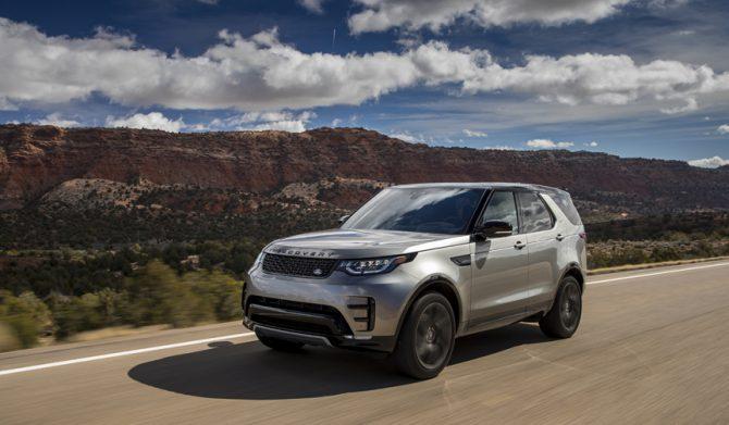 ドライバー支援システムが充実したディスカバリー2019年モデル|Land Rover
