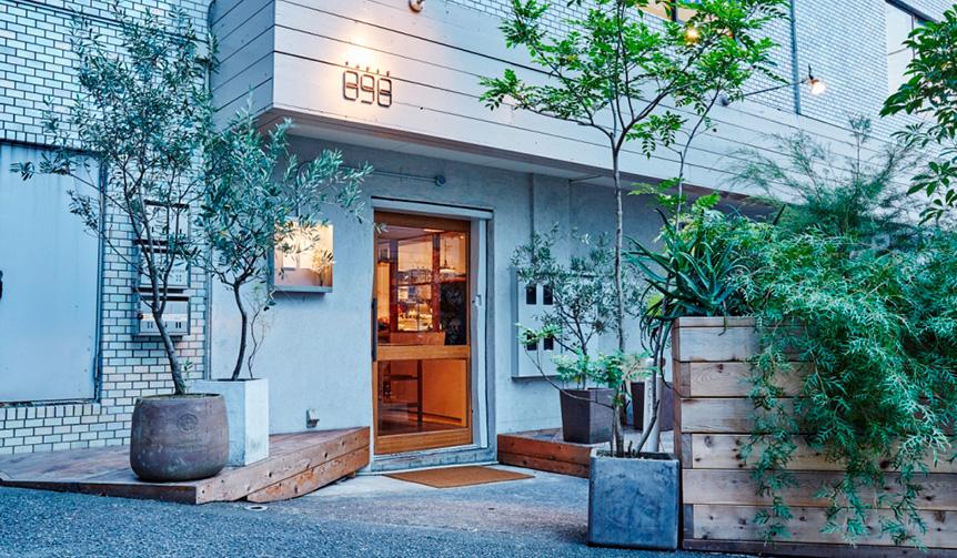 EAT|夫婦が心地良い距離で食事ができるレストラン「TABLE898」期間限定オープン