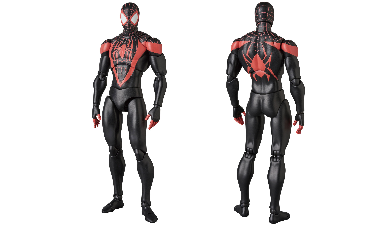 MEDICOM TOY|MAFEX SPIDER-MAN(Miles Morales)