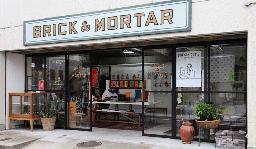 BRICK & MORTAR|一号店である中目黒店がリニューアル。神山隆二と村上周によるエキシビション開催