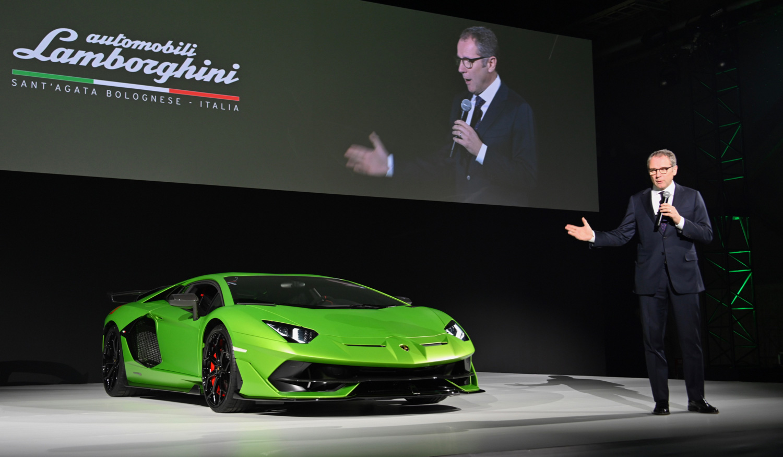 Lamborghini|ランボルギーニCEO、ステファノ・ドメニカリ氏にインタビュー