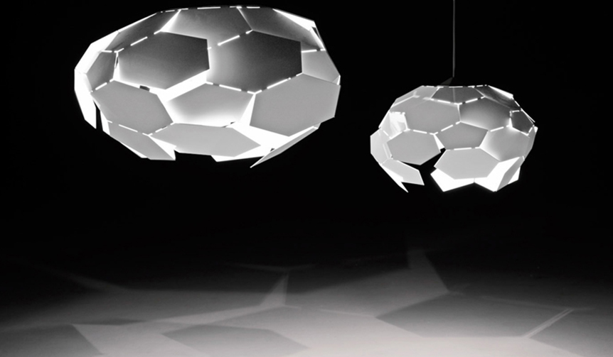 Richard Hutten|イナズマを放つ雷塊。ダッチデザインの鬼才による照明