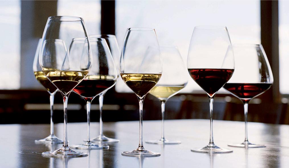 Italesse|愛好家のための、機能的でお得なワイングラス「マスタークラス コレクション」