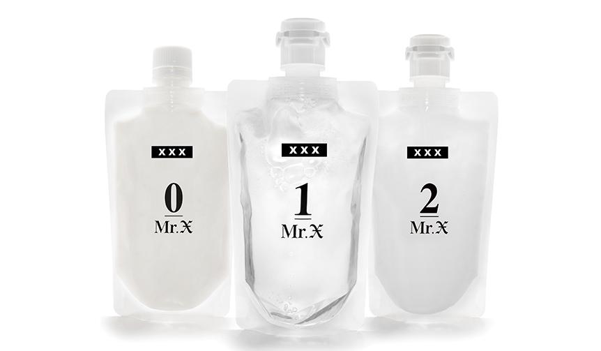 Mr.X|生活に寄り添うメンズブランド「Mr.X」からスキンケアアイテムが登場