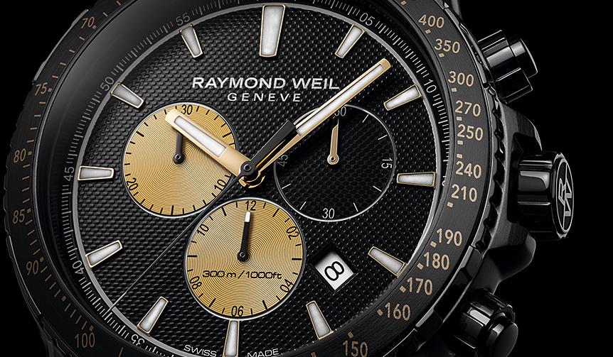 RAYMOND WEIL|レイモンド・ウェイルとマーシャルのコラボ、世界限定数1000本でリリース
