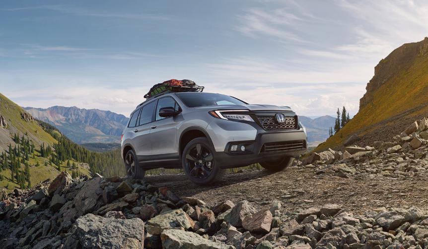 ホンダ、北米第4の新型SUV「パスポート」をワールドプレミア|Honda