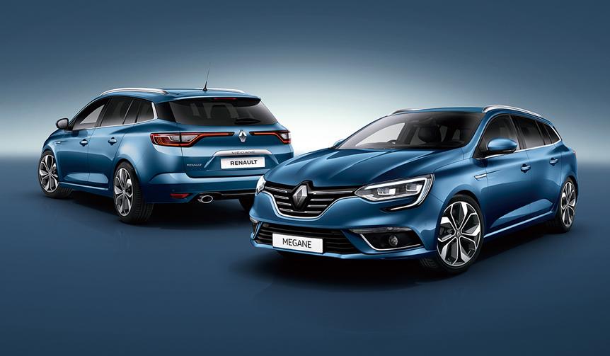 メガーヌ スポーツ ツアラー発売1周年を記念した限定車|Renault