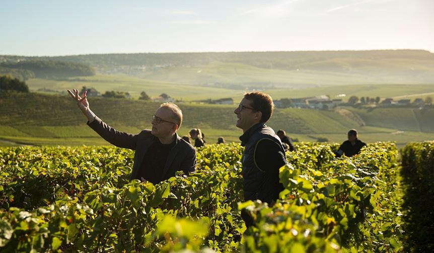 Dom Pérignon|ドン ペリニヨン醸造最高責任者の「レガシーの継承」を発表
