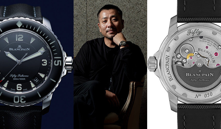 特集|BLANCPAIN|ダイバーズウオッチのスタイルを築いた、現存する世界最古の時計ブランド