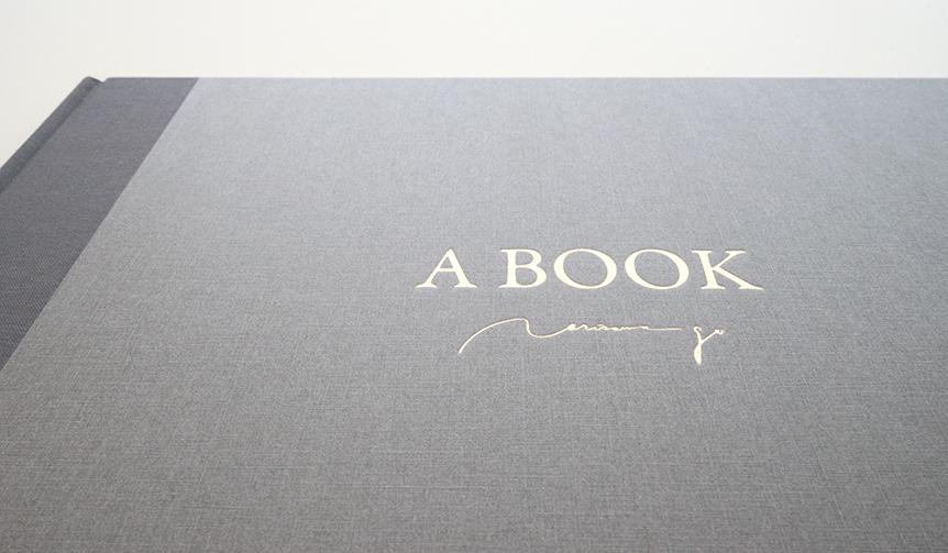 ART|絵本のようなアートブック『A BOOK』