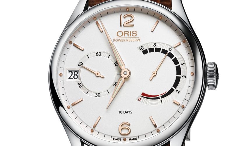 ORIS|マニュファクチュールキャリバー111を搭載する新色「オリス アートリエ キャリバー111」