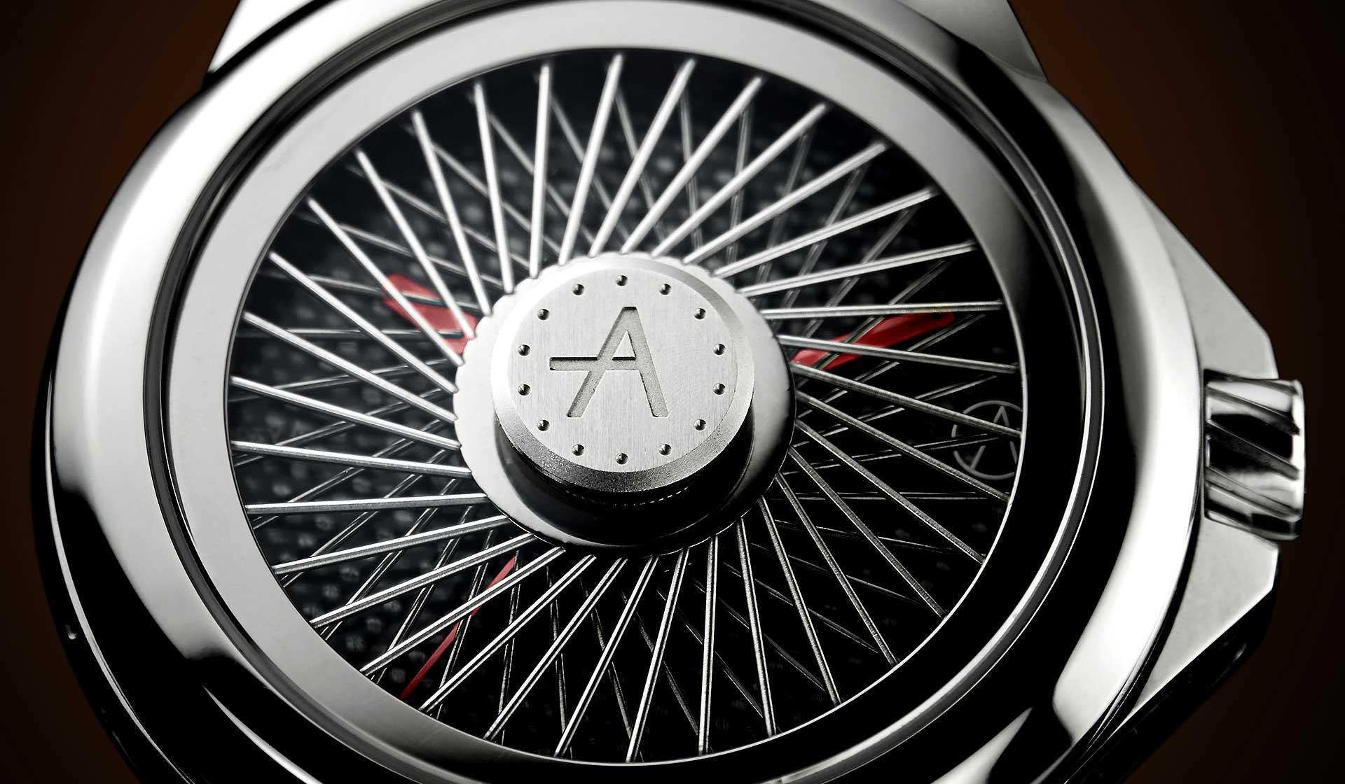 ArtyA|フェラーリのホイールに捧げる世界で9本限定のVERY RAREモデル