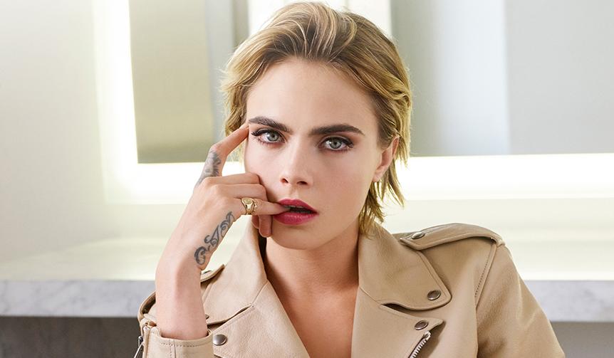 Dior|カーラ・デルヴィーニュが、新アディクト リップのミューズに就任