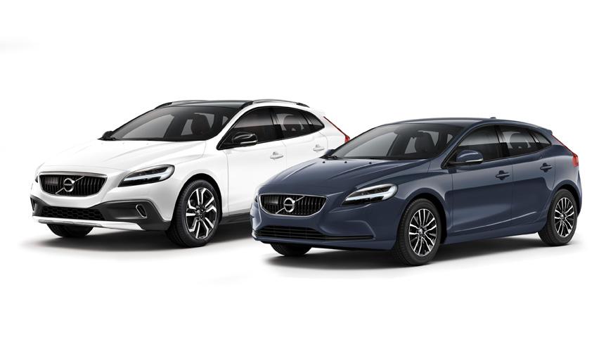 ボルボV40に2種類の特別仕様車|Volvo
