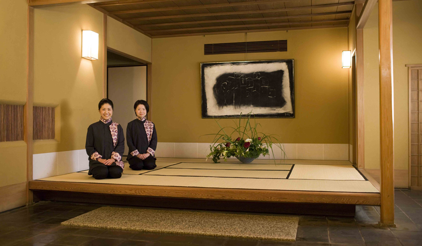 Hoshino Resorts KAI Atami|星野リゾート 界 熱海、「梅と芸妓の千秋楽」開催