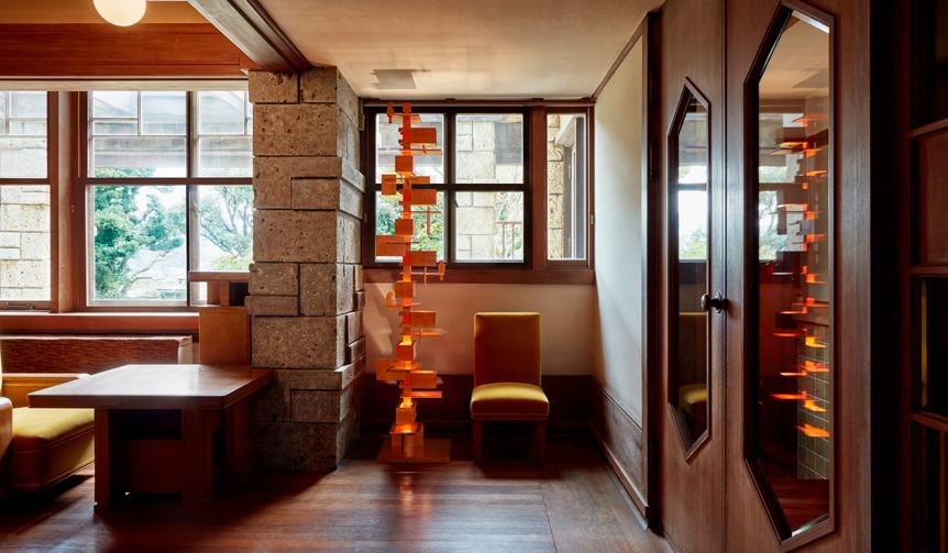YAMAGIWA|デザイナー・皆川明が解釈した名作照明「TALIESIN®2」