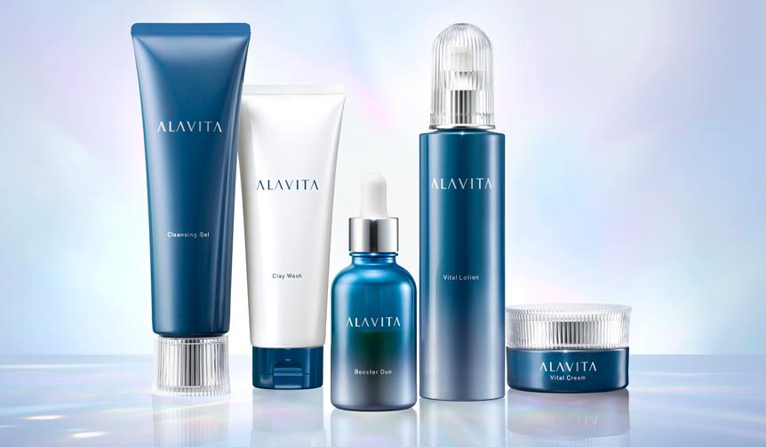 ALAVITA|肌の未来が変わる!? 次世代スキンケアブランド「アラヴィータ」誕生