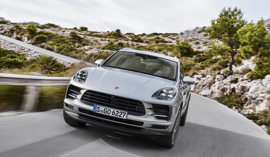 パワーアップしたV6ターボ搭載の新型マカンS登場|Porsche