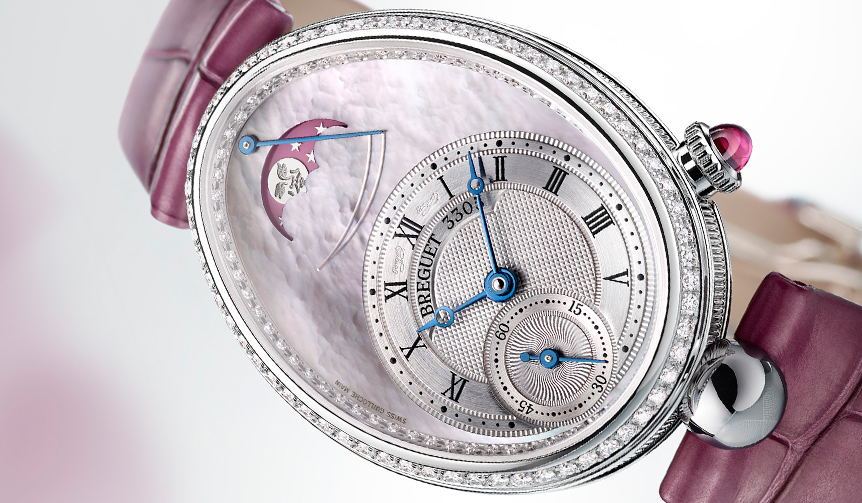 BREGUET ブレゲがバレンタインデー2019特別限定モデルを発表