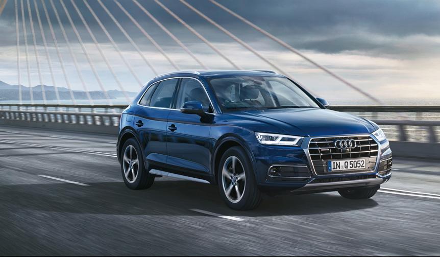 アウディQ5にディーゼルエンジンの新モデル|Audi