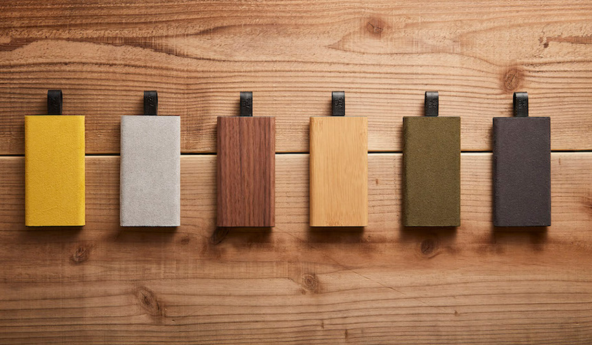 NuAns|PSE法とMFiに対応。安全性が向上した薄型モバイルバッテリー