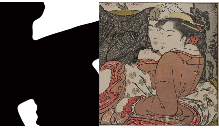 CHANEL|世紀を越えて作品が邂逅する『ピエール セルネ&春画』展