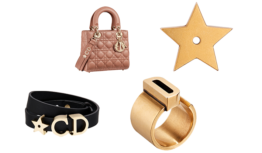 Dior|バッグやアクセサリーをイニシャルやモチーフでカスタマイズできる「My ABCDior」