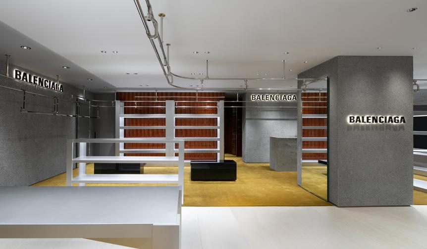 BALENCIAGA|バレンシアガのメンズストアが伊勢丹新宿店メンズ館に初めてオープン