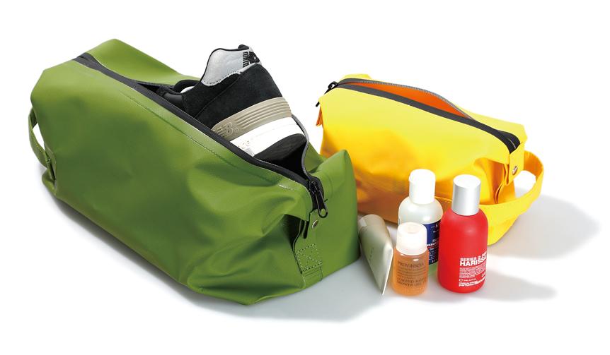 HIGHTIDE|タフな素材であらゆるシーンで使える収納ツール「Dopp Kit Bag」