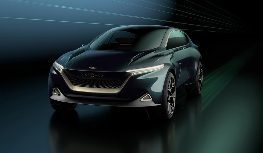 アストンマーティンがラゴンダの電動SUVコンセプトモデルを発表|Aston Martin
