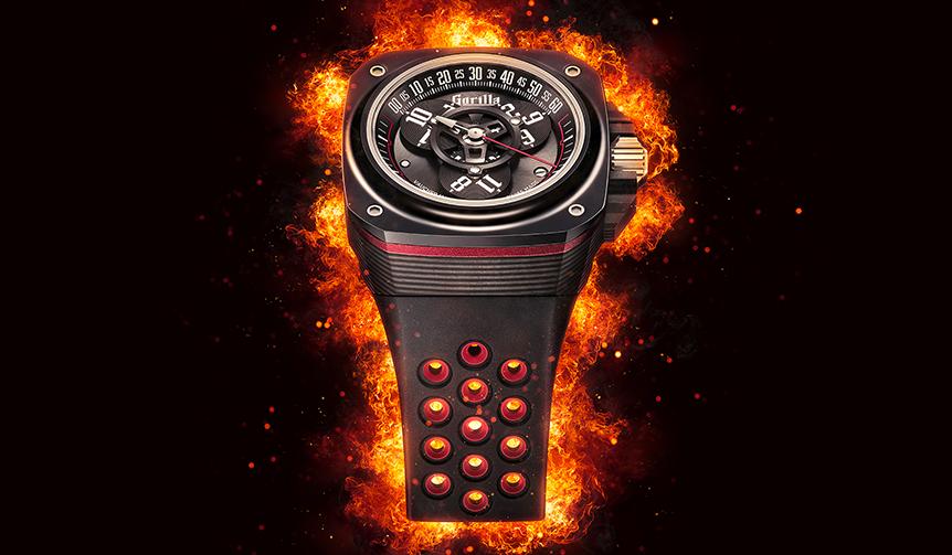 Gorilla 腕時計メーカーとしての意欲が見える、Gorillaの最新作