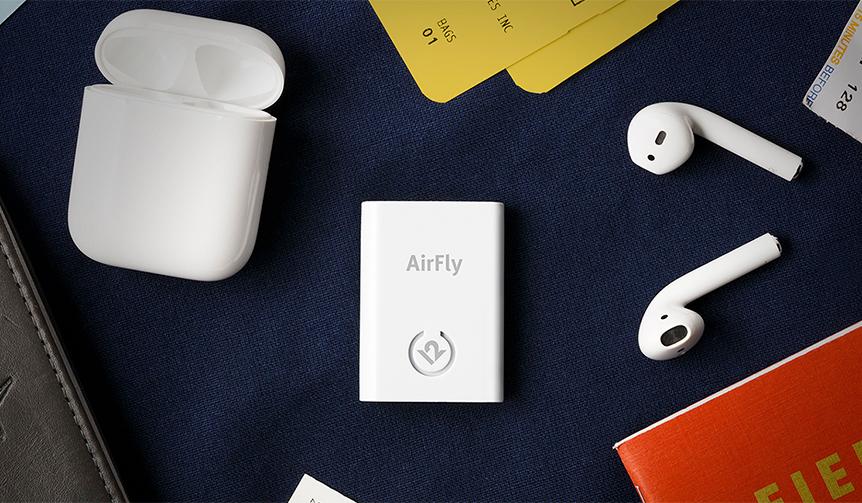 Twelve South|Bluetooth未対応のデバイスでも「AirPods」が使用可能に