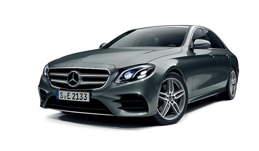 メルセデス・ベンツEクラスに新パワートレーンモデルを追加 Mercedes-Benz