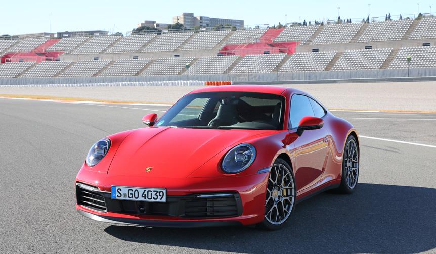 Porsche 新型ポルシェ911試乗リポート 九島辰也編