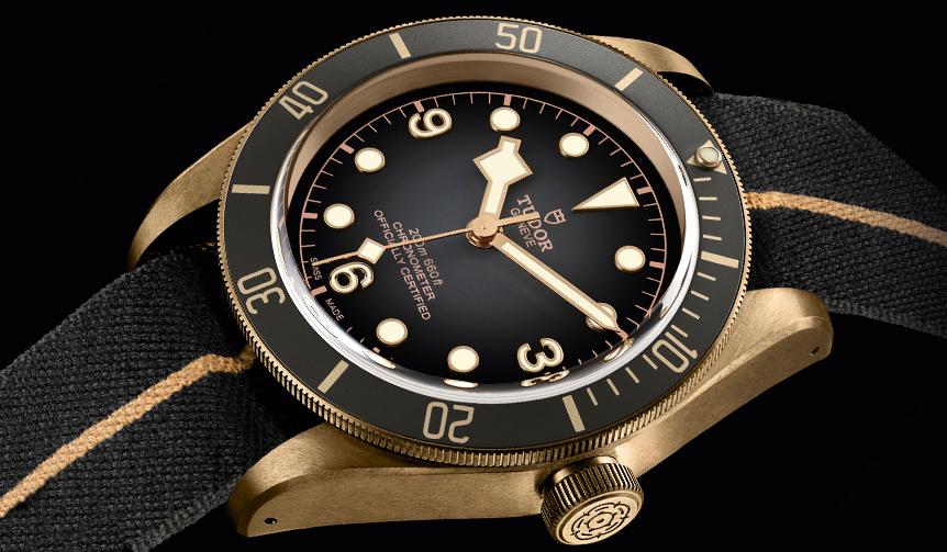 "TUDOR ""時計を育てる""感覚を味わえる! パティーナに注目した「BLACK BAY BRONZE」"