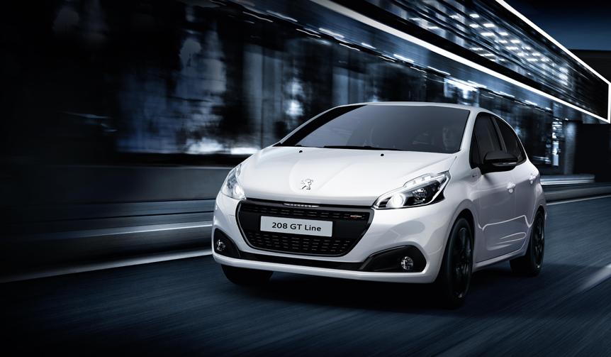 プジョー208 GTラインが特別仕様として復活 Peugeot
