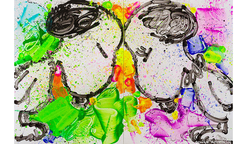 ART|「PEANUTS™」の世界をアートで楽しむイベントが東京・福岡で開催