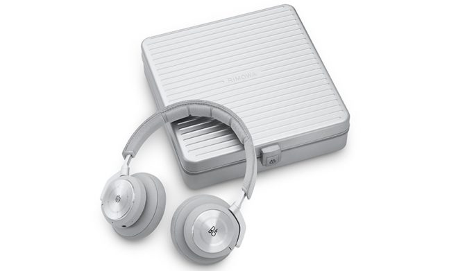 RIMOWA × Bang & Olufsen|旅と音楽をつなげる特別なヘッドフォン