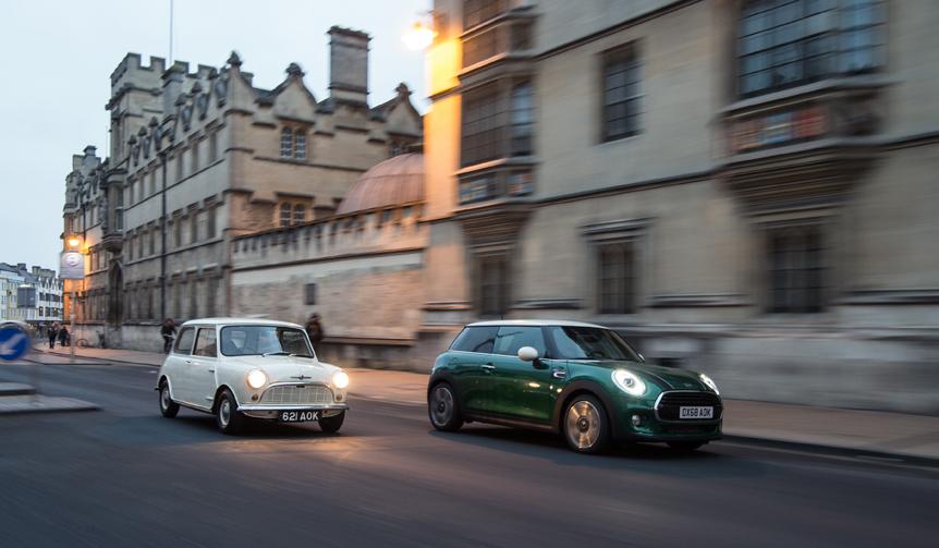 MINI誕生から60周年を記念した限定車|Mini