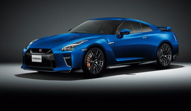 日産GT-RとフェアレディZに誕生50周年記念モデル|Nissan