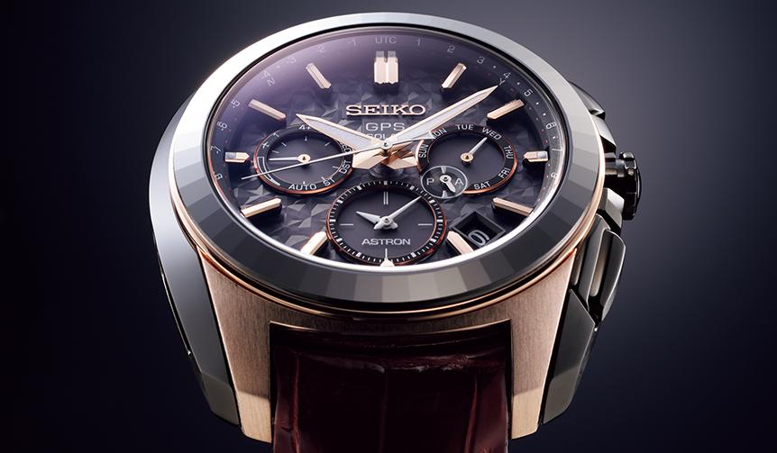 SEIKO|クオーツ アストロン誕生50 周年記念。<セイコー アストロン>新作10モデル