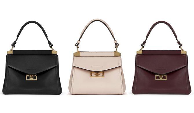GIVENCHY  ジバンシィ2019年プレフォールコレクションから新作ハンドバッグが登場