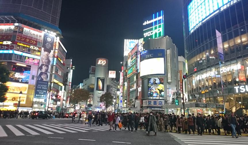 連載エッセイ #ijichimanのぼやき 第4回「歳相応の遊び場を提供してくれる街・渋谷」