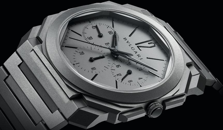 BVLGARI 時計史上最薄クロノグラフを搭載した「オクト フィニッシモ」2019年最新モデル ギャラリー
