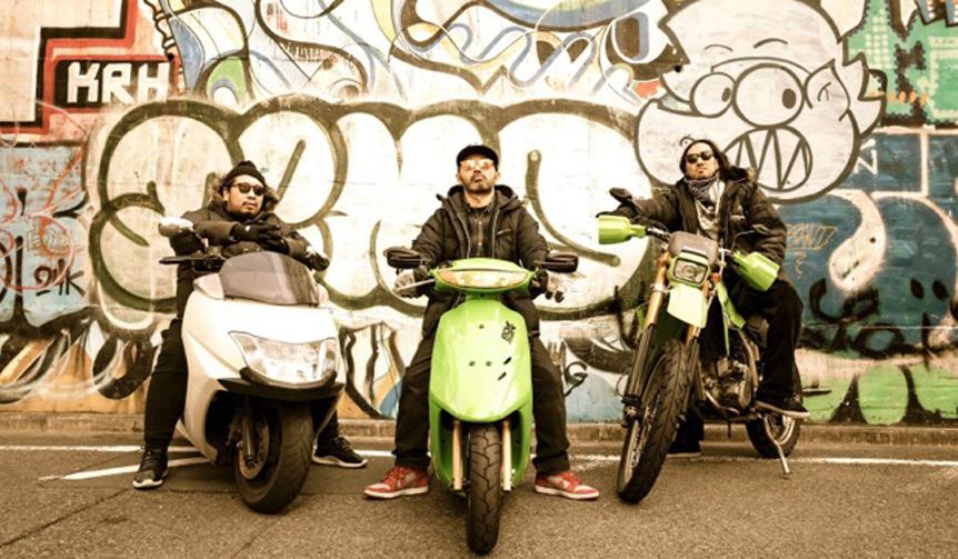 MUSIC|ZEN RYDAZのアルバム『ZEN TRAX』がリリース