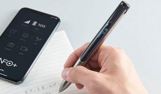 スマートフォンとの連携で電話の着信やメール、LINEの通知をお知らせ|KINGJIM