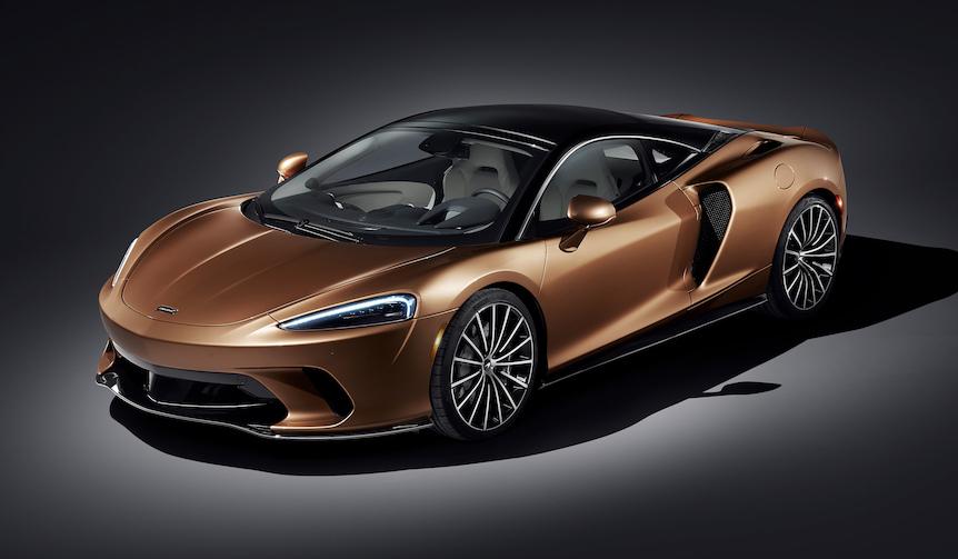 超軽量グランドツアラーの「マクラーレンGT」を発表|McLaren