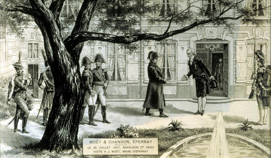 モエ・エ・シャンドン モエ アンペリアル 150年 アニバーサリー(2)| MOËT & CHANDON